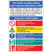Safety Signs & Signals Regulations