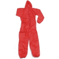 Red General Disposable Coverall