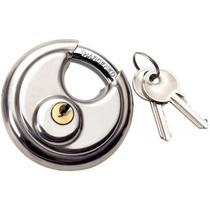 70mm Close Shackle Stainless Steel Padlock