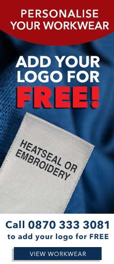 Add your logo for FREE!