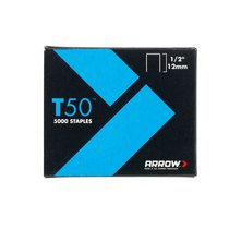 Arrow T50 Staples 6mm (1/4'') Box 5000