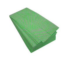 370mm x 510mm Lightweight Green Cloth