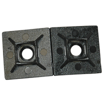 Sticky Back Cable Clips / Fixings - Large