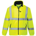 Portwest F300 Hi-Vis Fleece Jacket