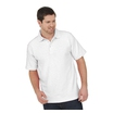 UC101 Lightweight Polo Shirt - White