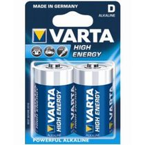 Varta D High Power Alkaline Batteries