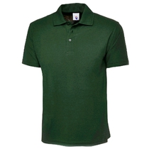 UC101 Lightweight Polo Shirt - Bottle Green