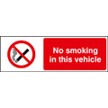 Prohibition & No Smoking Signs 23008G