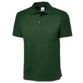 UC101 Classic Polo Shirt Bottle Green