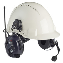 3M™ PELTOR™ LiteCom Plus Helmet Mounted Headset - SNR 33dB