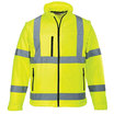 Portwest S428 Hi-Vis Softshell Jacket