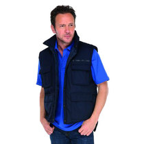 BW5 Polycotton Bodywarmer - Navy