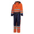 Helly Hansen Ludvika Suit Orange/Navy - 71676-265