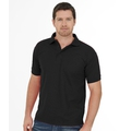 UC102 Heavyweight Polo Shirt - Black