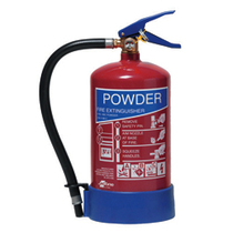 Dry Powder Fire Extinguisher - 4kg