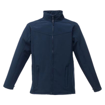 Regatta TRF642 Uproar Interactive Softshell Jacket - Navy