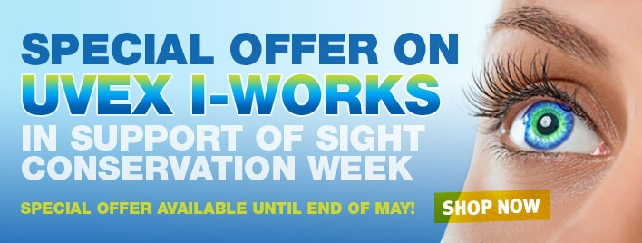 Special Offer on uvex i-works!