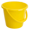General Purpose 2 Gallon Plastic Bucket - Yellow