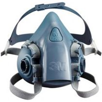 3M 7500 Series Reusable Half Mask