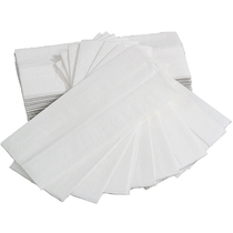 2 Ply Soft White Z-Fold Towels