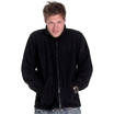 Heavy Duty Fleece Jacket - Black