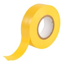PVC Insulation Tape 19mm x 33m - Yellow
