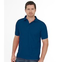 UC102 Heavyweight Polo Shirt - Navy