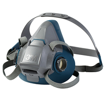 3M 6500 Series Reusable Half Mask Respirator