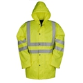 Hi-Vis Premium Breathable/Waterproof Jacket
