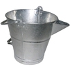 Galvanised V-Lip Tar Bucket