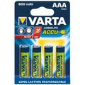 Varta AAA Rechargeable Batteries