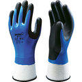 Showa 477 Fully Coated Nitrile Foam Palm Insulated Liner Glove