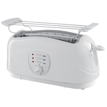4 Slice Toaster White