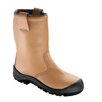 Tuf Safety Fur Lined Rigger Boot - S1P SRC