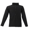 Regatta TRA642 Uproar Interactive Softshell Jacket - Black