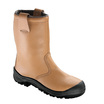 Tuf Classic Safety Fur Lined Rigger Boot - S1P SRC