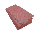 370mm x 510mm Heavyweight Red Cloth