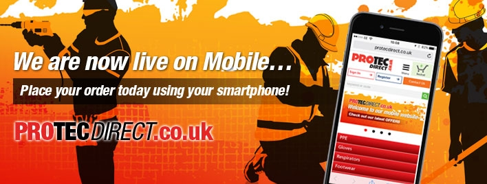 We are now LIVE on mobile! Place your order today using your smartphone!