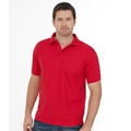 UC102 Heavyweight Polo Shirt - Red