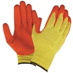 303040 Glo107 Orange Latex Coated Grip Palm Glove 452999