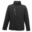Regatta TRA670 Apex Softshell Jacket - Black