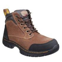 Dr Martens Riverton Brown Boot AB HRO SRC