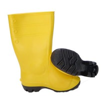 Safex Yellow Metatarsal Safety Boot - Size 8