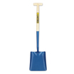 No.2 Square Mouth Wooden Handle Spade