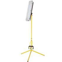 2' Double Flourescent Swing Leg Tripod - Small