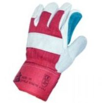 Premier Chrome Leather Rigger Gloves 4.3.4.4.X