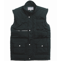 Padded Bodywarmer - Black Small