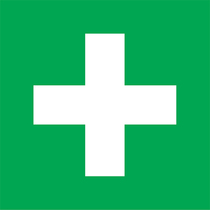 First Aid 2 Colour Large Logo