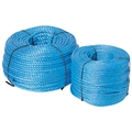 Blue Polypropylene Rope 6mm x 220m - (Coil)