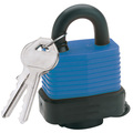45mm All Terrain Rubber Padlock